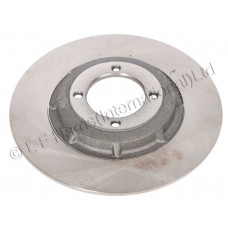 Brake Disc - Four Hole **