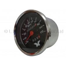 MPH Speedometer