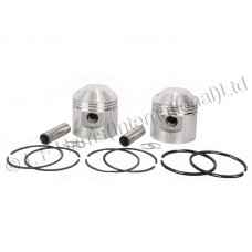 Pistons - 71mm +060 Piston Assembly Pair