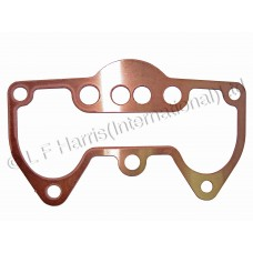 T100 Rocker Box Base Gasket in Copper