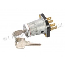 Lock & Key with Switch Assembly **